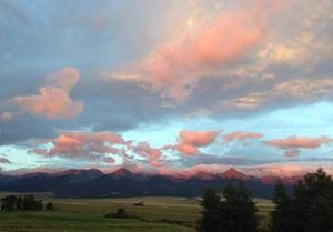 Grape Creek RV, Wet Mountain Valley, Sangre de Cristo Range, Westcliffe, CO: Recreation, Beauty, Hay, Cattle, Blue Grass, Rodeo