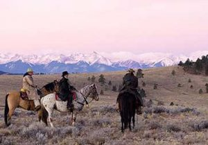 Activities 20 Minutes from Westcliffe: Colorado Outfitters: Horseback Riding, Hunting Guides, Fly Fishing