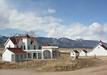 Grape Creek RV, Wet Mountain Valley, Sangre de Cristo Range, Westcliffe, CO, History, Pioneers, Southwest, Southern Colorado