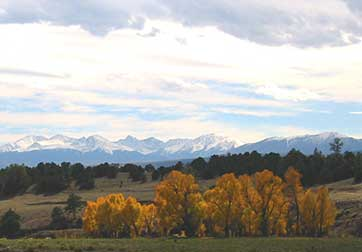 Grape Creek RV, Westcliffe, CO: Area Attractions, Great Sand Dunes, Independence Pass, Places to Visit