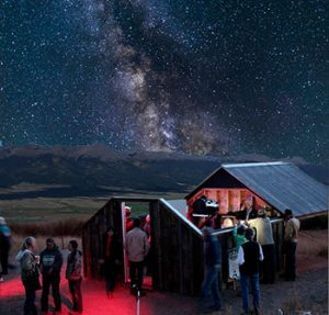 Colorado's only certified International Dark Sky Communities